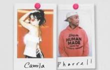 Pharrell y Camila Cabello presentan 'Sangria Wine' inspirados en salsa