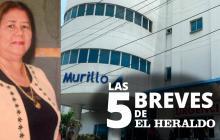 Las 5 breves de EH | Fleteo cobra otra víctima en Barranquilla: disparan en la cabeza a mujer en barrio San José