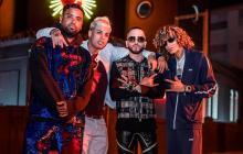 Yandel, Zion, Noriel y Jon Z, juntos en el trap 'Curiosidad'