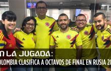 En la jugada   Así fue la victoria de Colombia ante Senegal