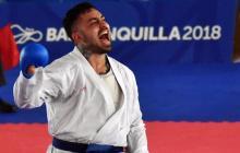 Así van los Juegos | Colombia cierra con plata su actuación en karate