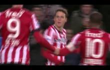 Con este emotivo video el PSV se despide de Santiago Arias