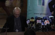 Obispos chilenos piden disculpas a víctimas de abusos sexuales