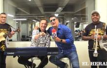 Chelito De Castro y Eddy Herrera presentan 'Tal para cual' en tributo al Joe Arroyo