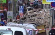 Cuatro muertos y 4 desaparecidos por colapso de edificios en Marsella