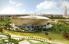 Este es el diseño del estadio en el que se jugará la final del Mundial-2022