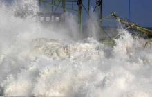 En video   Las recomendaciones de la Dimar por olas de hasta 3,6 metros en la Costa