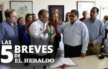 Las 5 breves de EH | Ulahy Beltrán, nuevo gerente del Hospital Cari
