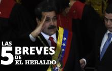 Las 5 breves de EH | Tribunal Supremo dice que Maduro es el presidente legítimo de Venezuela