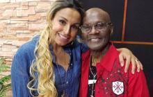 Maía y Cuco Valoy, juntos en nueva versión de 'Frutos del Carnaval'