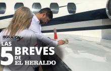 Las 5 breves de EH | Presidente de Monómeros nombrado por Maduro fue inadmitido por Migración