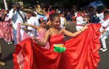 Arrancó el desfile del Carnaval del Suroccidente