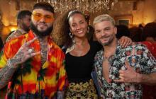 En video | Una versión bilingüe de 'Calma' con Alicia Keys, Pedro Capó y Farruko
