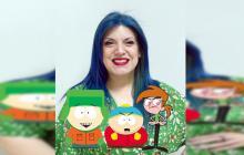 Patricia Azán le da voz a 'South Park' y a 'Vicky' de 'Los Padrinos Mágicos'