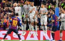 El gol de Lionel Messi fue votado como el mejor de la Champions