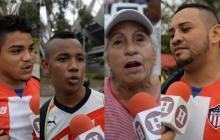 DT Callejero | Hinchas rojiblancos dan su marcador para la gran final Pasto vs. Junior