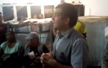 """""""Les pido perdón por lo que cometió el gobierno de Venezuela con ustedes"""": abogado del foro penal venezolano"""