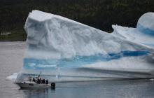 En video   Agua de iceberg, un negocio en crecimiento en Canadá