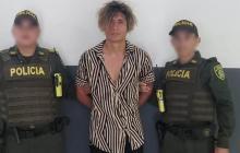 En video   Momento en el que supuesto modelo señalado por robo y secuestro fue capturado por la Policía