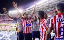 Reacciones de Junior 1 - Cúcuta 0: más cerca de la final