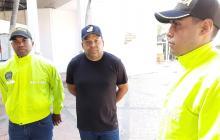 En video | Entregan a narco dominicano a la Interpol para proceso de extradición
