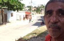 """""""El tipo le hizo como tres tiros en la espalda"""": hombre relata cómo mataron  a su hijo"""