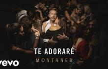 En video | Ricardo Montaner estrena video de 'Te adoraré'