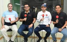 En la Jugada | Arturo Reyes, técnico de la selección Colombia sub-23, visitó EL HERALDO