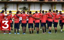Tres minutos EH | La Selección Colombia espera la hora cero del Torneo Preolímpico Sub-23