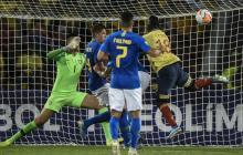 En video | Esto dijeron los jugadores de la Selección sub-23 al término del encuentro con Brasil