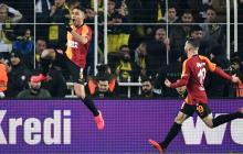 En video | Radamel Falcao anota en el triunfo de Galatasaray sobre el Fenerbahçe