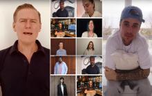 Artistas canadienses se unen en canción para recoger fondos pro COVID-19