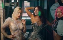 'Estoy soltera', la colaboración de Leslie Shaw con Thalía y Farina