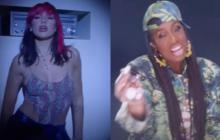 Missy Elliott y Madonna acompañan a Dua Lipa en remix de 'Levitating'