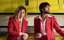 'Te alejas de mí', el dueto de Esteman y Daniela Spalla