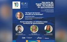 En video   Clausura de Expoprobarranquilla 2020
