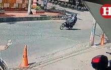 Con cámaras de seguridad buscan a quienes lanzaron granada en el Centro