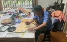 El dibujante del lado oscuro de la historia de China