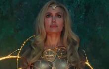 Salma Hayek y Angelina Jolie enamoran a sus fanáticos en el tráiler de 'Eternals' de Marvel