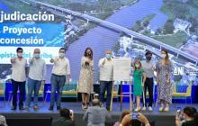 Presidente Duque firma adjudicación de Ruta Caribe 2