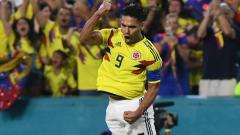 'El Tigre' Radamel Falcao García comandará hoy nuevamente el ataque de la Selección cuando se mida a Argentina, en el MetLife Stadium de Nueva Jersey.