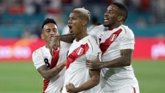 La selección de Perú viene de jugar el Mundial.