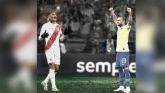 Guerrero, el líder de una generación que quiere hacer historia y Alves, el capitán que quiere volver a llevar a Brasil al triunfo.