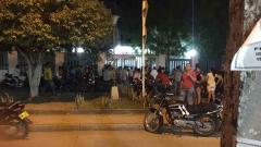 La comunidad se volcó hacia la casa de la menor en San Andrés de Sotavento.