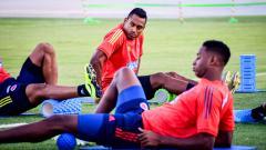 El cesarense Willer Ditta, defensa central de Junior, aparecería en la formación titular de la Selección Colombia junto a Andrés Reyes.