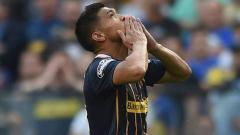 Teófilo Gutiérrez tuvo un paso fugaz por Rosario Central.