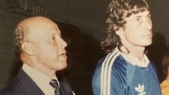 Gabriel Ochoa Uribe y el argentino Julio César Falcioni.
