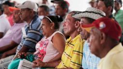 Comunidades de los municipios, los beneficiarios de este nuevo plan.