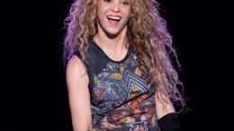 Shakira es conocida mundialmente como la reina del pop latino.