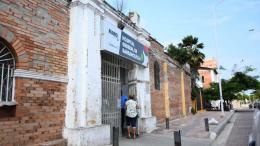 Hospital de Barranquilla.